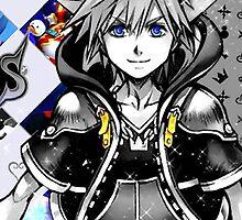Sora - Kingdom Hearts 2.5 by Laminekun