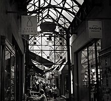 Block Arcade, Melbourne. by Frank  McDonald