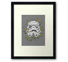 Stormytrooper Framed Print