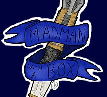 Madman in a Box/Eleven's Sonic Screwdriver by impossible-m