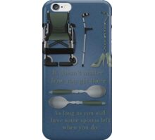 Get There iPhone Case/Skin