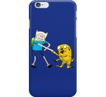 Adventure Time with Dr. Seuss iPhone Case/Skin