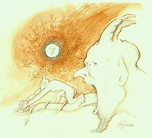 la ronde des diables au clair de lune.. by J-M MACIAS