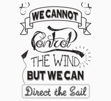Control the Wind Kids Clothes