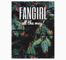 Fangirl All the Way! Kids Clothes