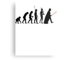 Dark side of Evolution Metal Print