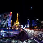 A night in Las Vegas by SandrineBoutry