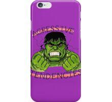 The Incredible Hulk Tattoo Flash iPhone Case/Skin