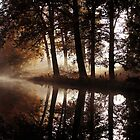 autumnal reflections by PbArtworks