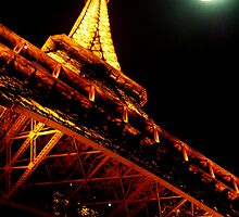 Eiffel Tower by MEV Photographs