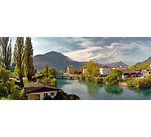 Interlaken Panorama Photographic Print