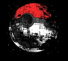 Pokeball DS Spaceship by AugustBurns