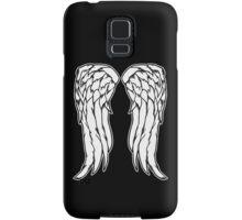 Daryl Dixon Angel Wings - The Walking Dead Samsung Galaxy Case/Skin