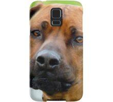 Aww.. You've Got Chooks Running Round Your Yard - Rhodesian Ridgeback - NZ Samsung Galaxy Case/Skin