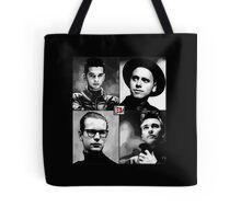 Depeche Mode :  101 Official t-shirt for Black Shirt Tote Bag