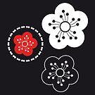 nihon japan blossom #2 by Tiffany Atkin