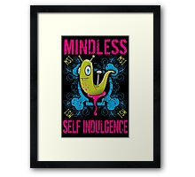 MSI Slug Framed Print