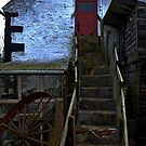 The Flaxmill Steps by oulgundog