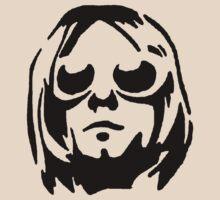 Kurt Cobain by BananaAlmighty