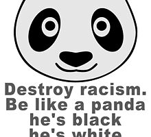 Be like a panda by masterchef-fr