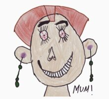 Mum by BLAH! Designs