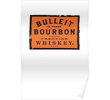 Bulleit Bourbon Poster