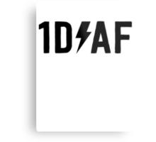 1DAF Metal Print
