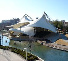 Worlds Fair Tennessee Amphitheater by Vince Thompson