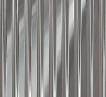 Corrugated Chrome #2 by Vandarque