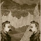 Nietzsche, Meet Nietzsche (In the Black Forest) by Conrad Stryker