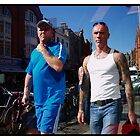 Shopping in Dublin by Philip  Rogan