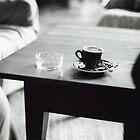 Coffee in Paris by Adam Irving