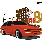 Urban AE86 by 6thGear