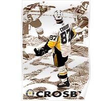 Sidney Crosby Poster