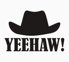 Cowboy hat yeehaw by Designzz