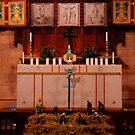 Church Alter HDR by John Gilluley