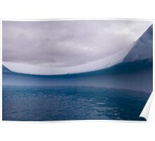 Cool Curvature Poster
