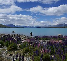Tim at Tekapo by avionz