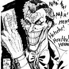 Joker by spiderlaw