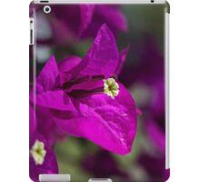 Rich Bougainvillea iPad Case/Skin