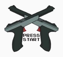 "Just Press ""Start"" by Erin Hayman"