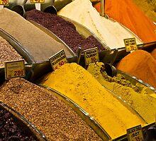 Spice Bazaar by Michael Anderson