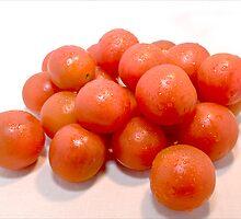 Cherry Tomato by Paul Tremble