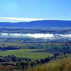 View From Mt Panorama by pedroski