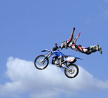 Freestyle Moto X by pedroski