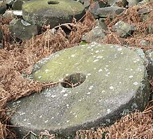 derbyshire mill stone 1 by mikeyh56