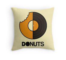 A Beat Junkies Quick Fix v.2 Throw Pillow