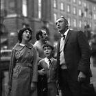 London Tourists by david malcolmson