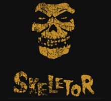 Skeletor Misfits T-Shirt