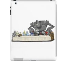 The Last Robot Supper iPad Case/Skin